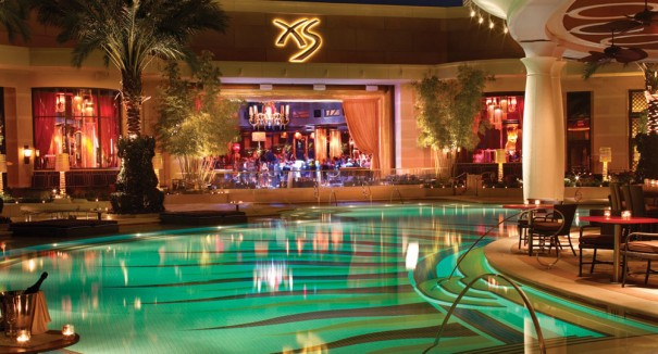 Elation XS Nightclub Las Vegas photo Barbara Kraft