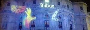 Vitelsa: iluminación espectacular de las sedes del Campeonato del Mundo de Baloncesto