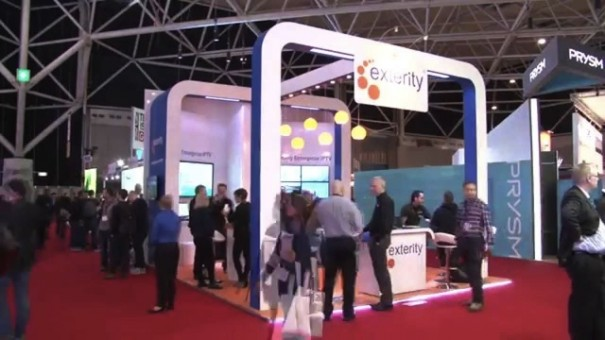 Exterity InfoComm2015