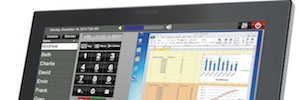 "Extron TouchLink touchpanels develops Pro 15 and 12 ""end to end"