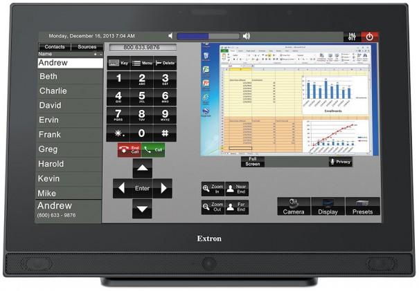 Extron TLP Pro 1520TG