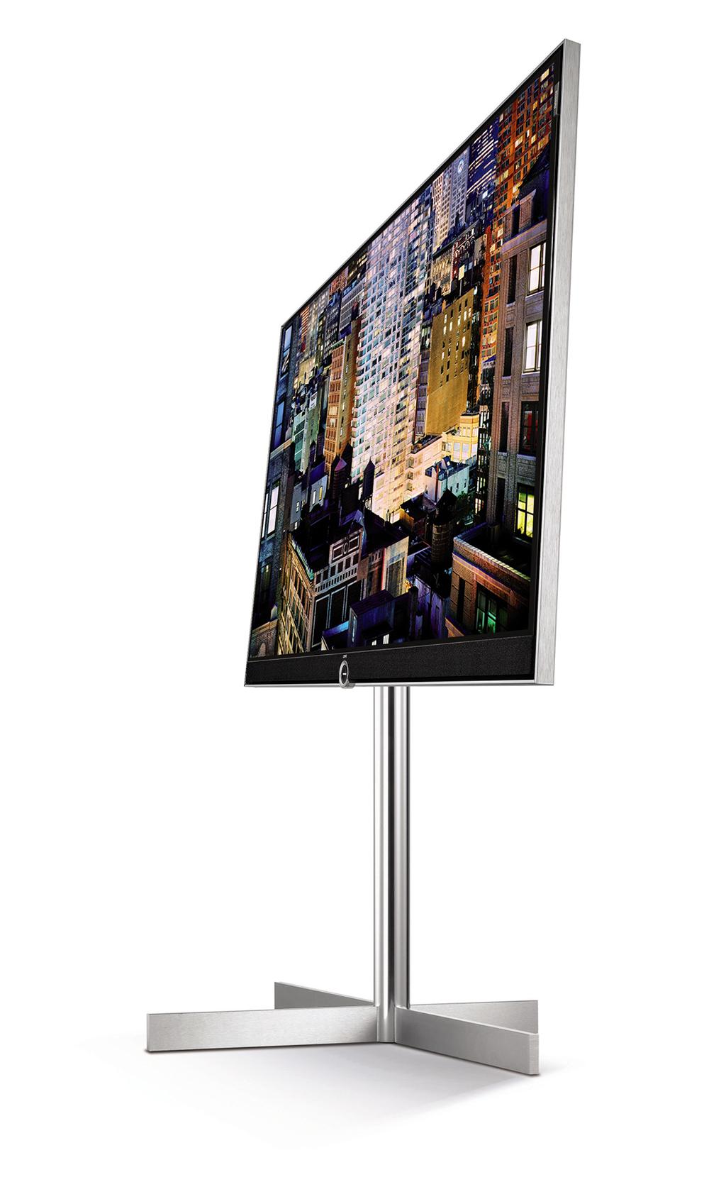 loewe reference 55 con pantalla ultra hd y un ptimo sonido. Black Bedroom Furniture Sets. Home Design Ideas