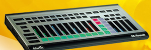 M-Touch: new Martin Professional lighting control system