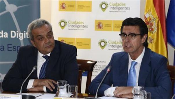 Ministerio Industria Foro Ciudades Inteligentes