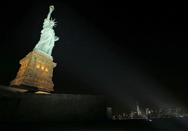 Musco Lighting Estatua Libertad