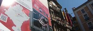 Navarra fomenta el turismo y el cine con una innovadora app de realidad aumentada