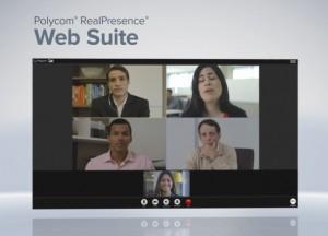 Polycom RealPresence Web Suite