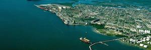 Solución IoT para mejorar la eficiencia y seguridad de los puertos marítimos de Brasil