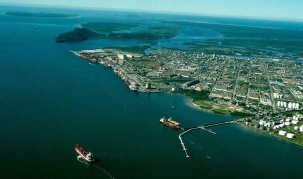 Puerto de Brasil