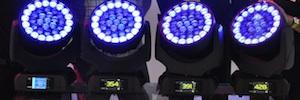 La Asociación de Autores de Iluminación suma al fabricante Robe como patrocinador