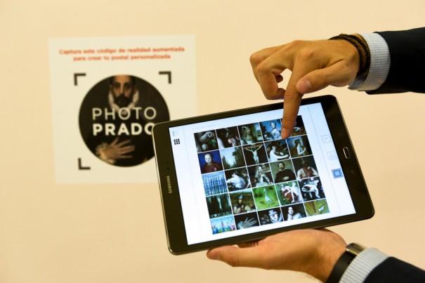 Samsung PhotoPrado Museo del Prado