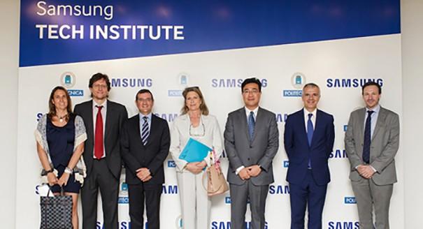 Samsung Tech Institute 1 aniversario