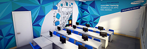 Samsung Tech Institute capacita a 240 jóvenes en tecnologías digitales durante su primer año
