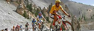 Dimension Data realiza un seguimiento en tiempo real de los cicilistas del Tour de Francia 2015