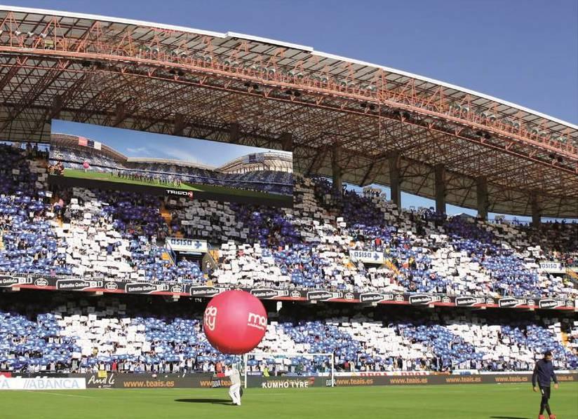Депортиво ла корунья стадион
