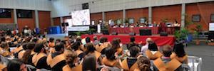 La Universidad Politécnica de Valencia confía a Vitelsa el acto de graduación de la ETS de Ingeniería de Diseño