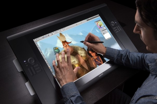 Wacom Cintiq24T Tech Data