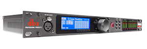 Dbx DriveRack Venu360: speaker processor for installers and rental companies