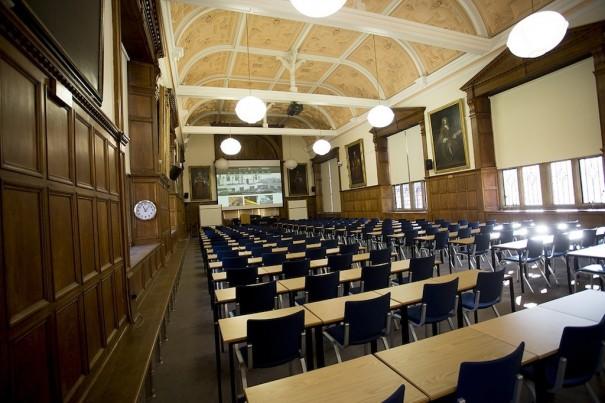 Christie Magdalen College Isis AV
