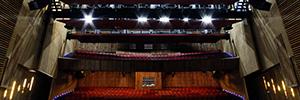 D.A.S. Audio ayuda a sonorizar el Auditorio de Chiapas