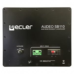 Ecler Audeo SB110 panel
