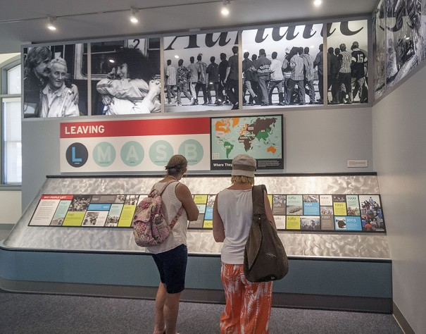 Electrosonic Ellis Island National Museum of Immigration