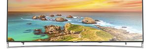 Hisense 4K H10: televisor con pantalla curva y tecnología ULED