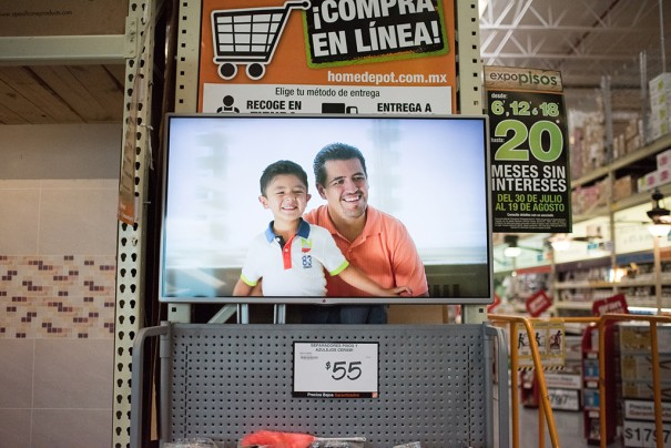 Navori QL Professional en The Home Depot Mexico