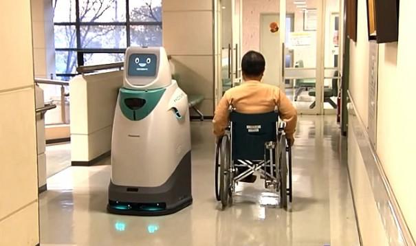 باناسونيك روبوت حسبي