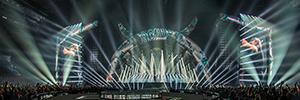 Philips ilumina con su tecnología la gira mundial 'Rock or Bust' de AC/DC