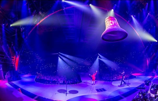 Philips ilumina gira AC:DC 2015