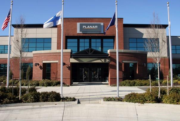 Planar Systems oficinas