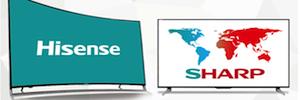Hisense compra la planta de LCDs de Sharp en México
