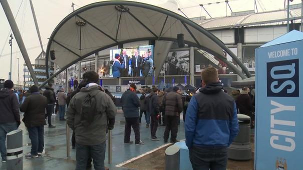Tripleplay en Manchester City FC