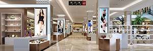 Absen meets the needs of the retail sector N Series LED displays