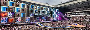 LiveCore de Analog Way facilita la transmisión en vivo del concierto de Guus Meeuwis