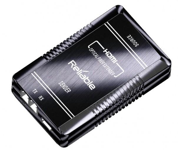 Astelo conversor HDMI fibra