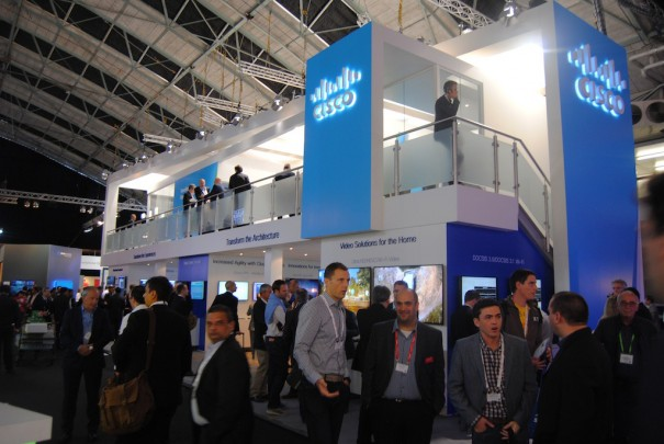 Cisco IBC 2015