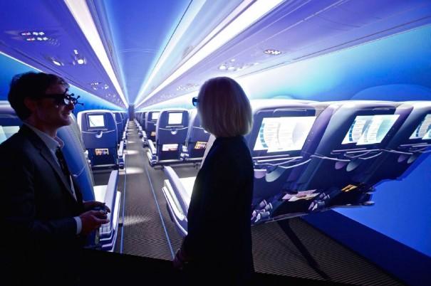 Dassault Passenger Experience