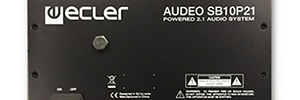 Ecler developed a kit to facilitate the installation of professional audio systems