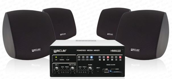 Ecler Horeca140 kit