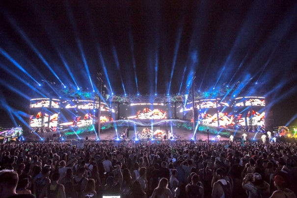 Elation Electric Daisy Carnival Las Vegas 2015
