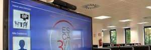 Escavi360: primera plataforma de servicios de videoconferencia homologada por Acano en España
