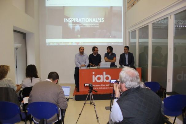 IAB Spain Inspirational 2015