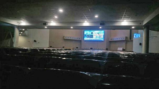 Led-Go iglesia Salem Madrid