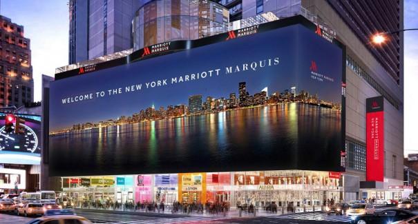 Marriot Hotels Nueva York