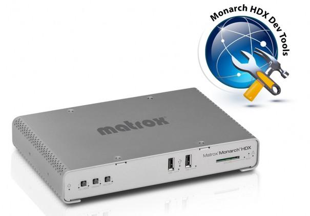 Matrox Monarch HDX
