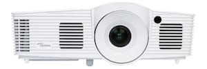 Optoma HD28DSE: primer proyector con mejora de imagen Darbee Visual Presence