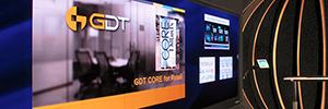 GDT instala un videowall de Prysm en su centro de atención al cliente de Dallas