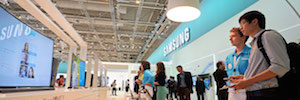 Samsung displays at IFA 2015 strategy IoT with solutions and collaborations